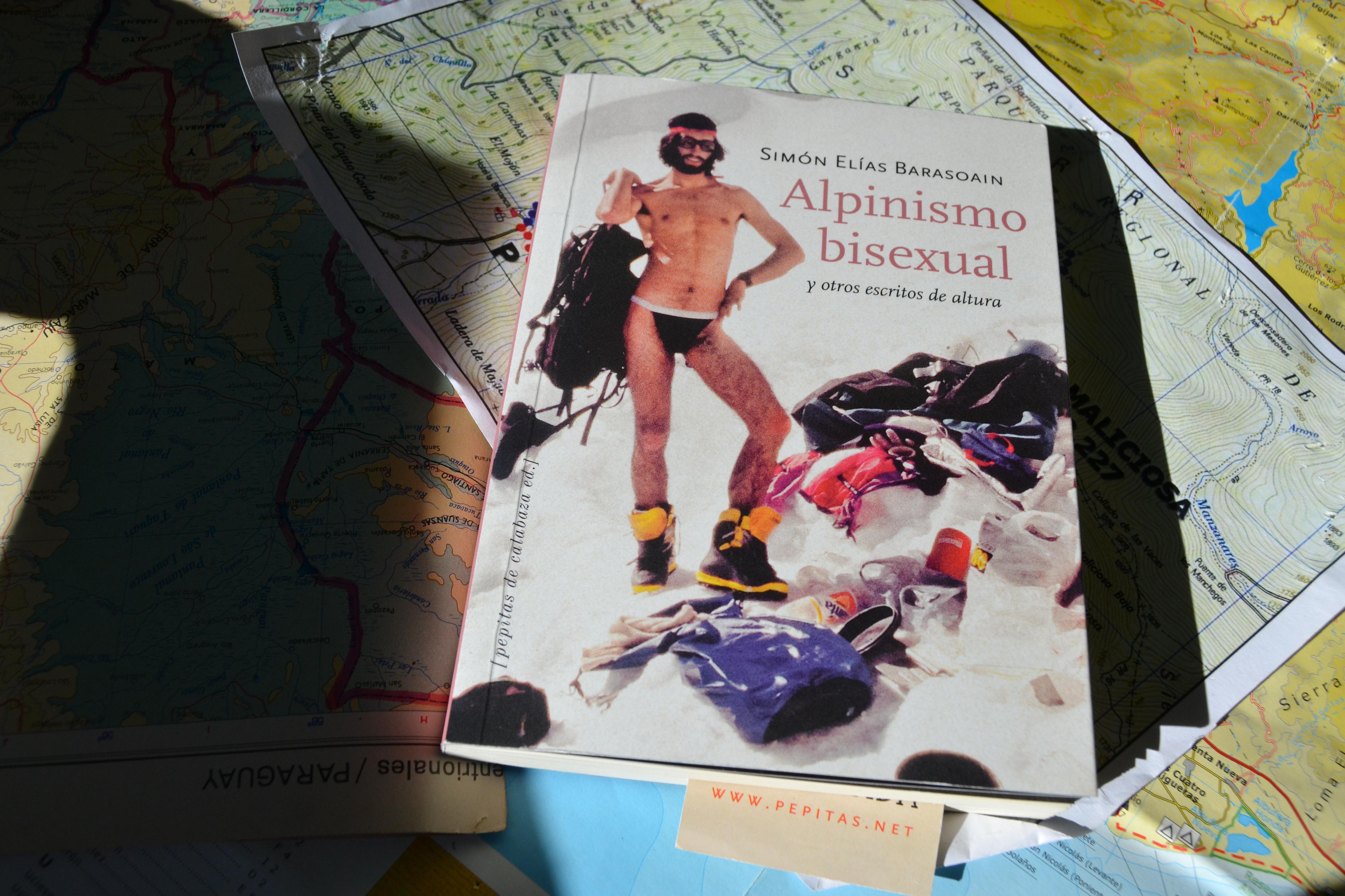 Alpinismo bisexual simon